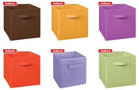Cloth Drawers Walmart by Walmart Closetmaid Fabric Drawers Only 3 22 Each Free
