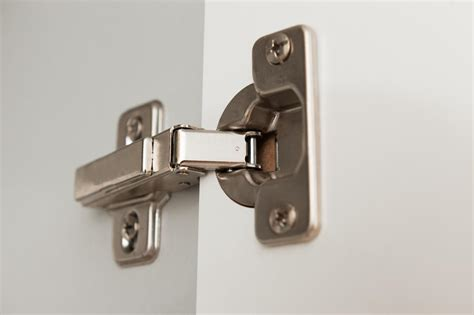 a comprehensive list of the different types of door hinges