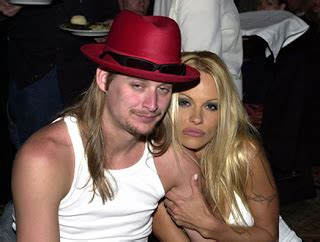 Pam Divorces Kid Rock After Borat Out by Dating