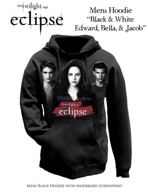 Tshirt Jaco Black White 2 twilight saga hoodie black and white edward