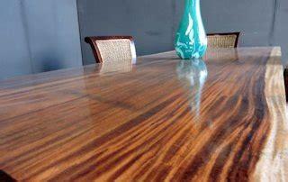 guanacaste parota  edge wood slab countertops