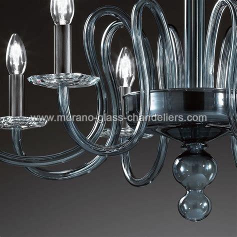 kronleuchter hellblau quot malvolio quot murano glas kronleuchter murano glass chandeliers