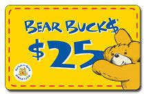 How Long Do Build A Bear Gift Cards Last - build a bear workshop salutes the armed services giveaway three different directions