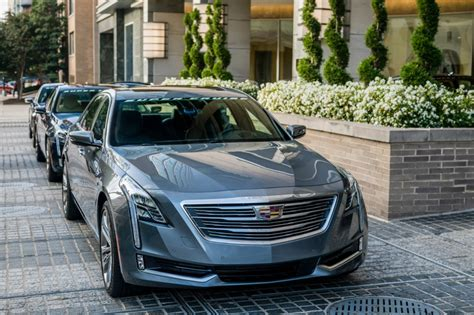 cadillac supercruise we drive a cadillac ct6 with cruise gm authority
