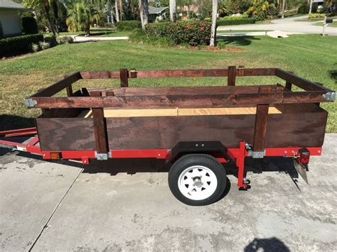 59 best images about harbor freight trailer ideas on - Harbor Freight Boat Trailer Length