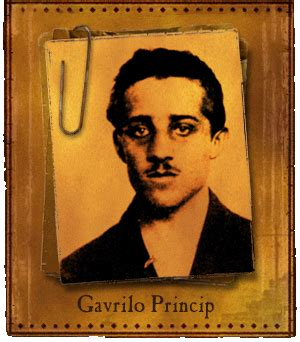 Did Gavrilo Princip Start Ww1 Essay by Webquest