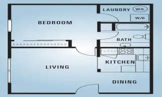 600 Sq Ft Home Plans 600 Square Feet Apartment Floor Plan 2 Bedroom 600 Square