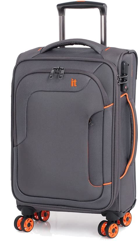 bold megalite   luggage cm cabin carry  spinner