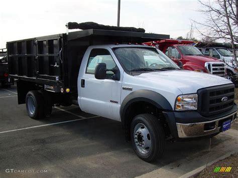 ford f550 dump truck specs autos post