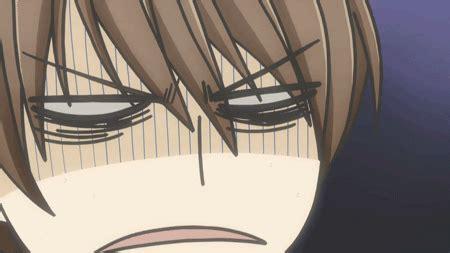 anime eye twitch gif tg traditional