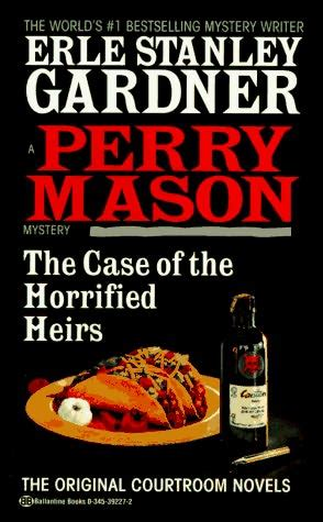 the heirs a novel books the of the horrified heirs perry book 77 by