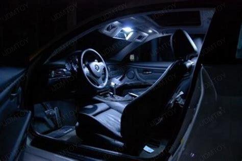 Bmw E92 335i Led Interior Light Kit Ijdmtoy Blog For Led Light Bulbs For Car Interior