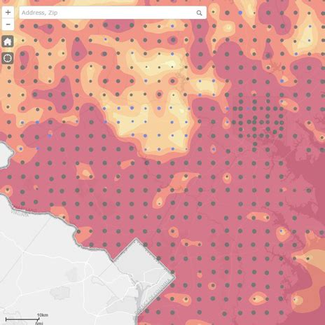 maryland broadband map geospatial data development analysis towson