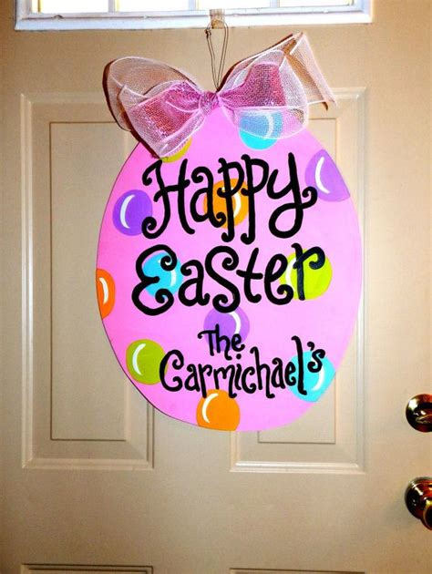 Handmade Signs Etsy - familiy door sign handmade just for you by byannodomini on