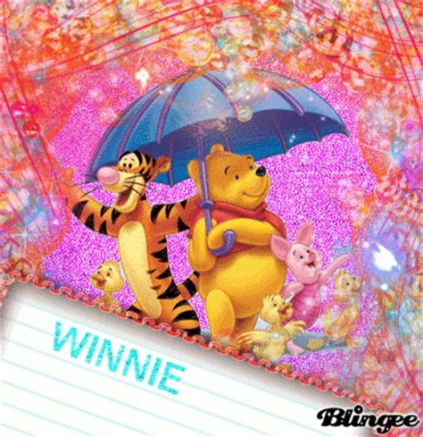 Bantal Foto Custom Winnie The Pooh winnie the pooh and his friends original blingee picture 114591743 blingee