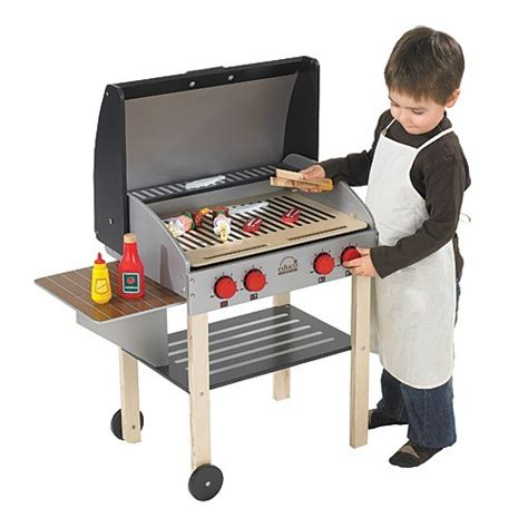 Bbq Playset by Gourmet Grill Bbq Food Play Set Educational Toys