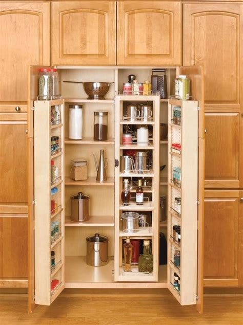 Kitchen Storage Cabinets Pantry by Kitchen Storage Ideas Other Metro By Drawerslides