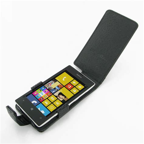 Nokia Cp 520 For Nokia E7 Carrying Pouch Casing Sarung Hp nokia lumia 520 leather flip black croc pattern pdair pouch