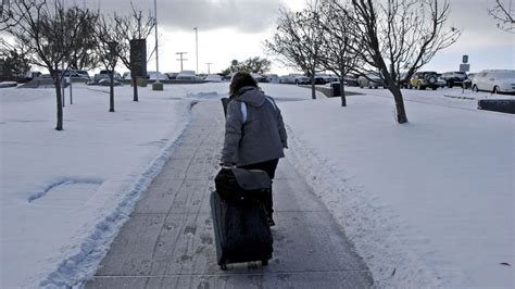 Billings Montana Records Unrelenting Outbreak Of Frigid Air Smashes Temperature Records In U S