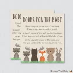 bring book instead of card to baby shower the world s catalog of ideas