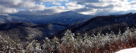Celebrate Winter Magic In The Great Smoky Mountains In A Charming Rustic Cabin In Gatlinburg Tennessee Fashiontribes Travel by 3 Outdoor Things To Do In The Smoky Mountains During The