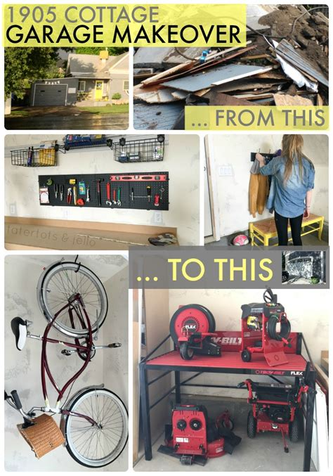 garage makeover garage makeover tips and how you can win a troy bilt