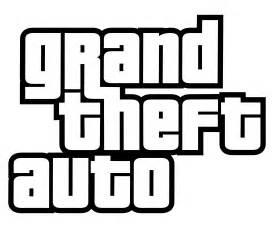 gta grand theft auto logos