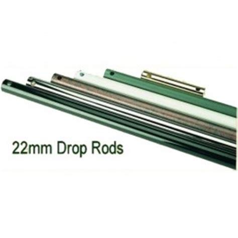 ceiling fan drop rod fantasia ceiling fans 330066 18in 22mm white drop rod