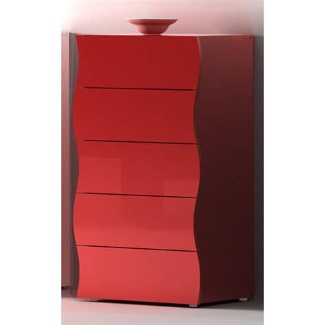 mobile a cassetti cassettiera mobile 5 cassetti 52 60x40xh102 cm onda in