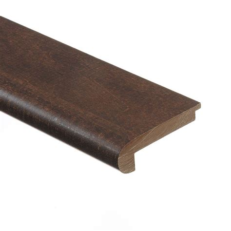 stair nose zamma wood molding trim wood flooring