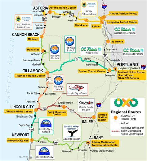 map of oregon 101 travel oregon coast oregon coast travel oregon coast
