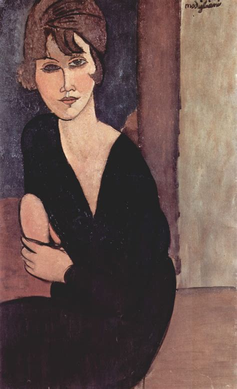 amedeo modigliani 1884 1920 the 382286319x amedeo modigliani portrait of madame reynouard 1916 1884 1920 peintre et sculpteur italien