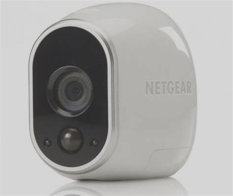 netgear presents arlo security wireless co