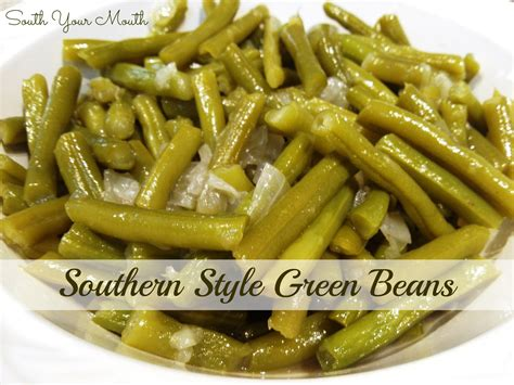 green bean south your southern style green beans
