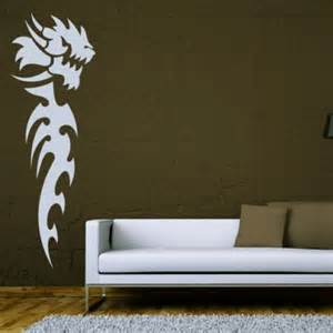 sticker stencils for walls chinese dragon crocodile animal cool awesome wall sticker