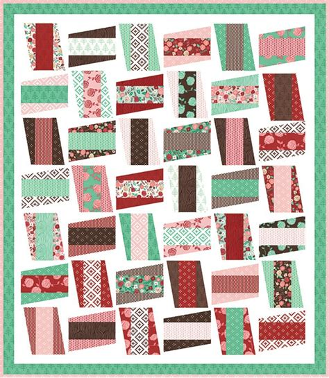 Into The Woods Quilt Pattern by Into The Woods Quilt Kit Beautiful Moda Fabric By Lella