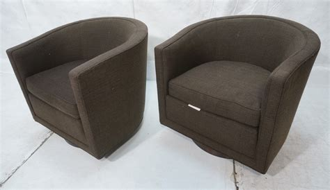 Swivel Barrel Chair Covers Chairs Seating Slipcovers For Swivel Chairs