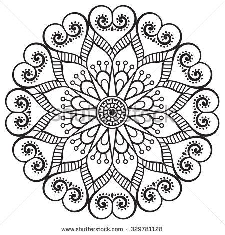 imagenes mandalas uñas 17 best images about adult and children s coloring pages