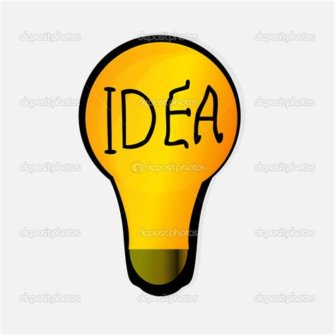 light idea lightbulb idea cbeo