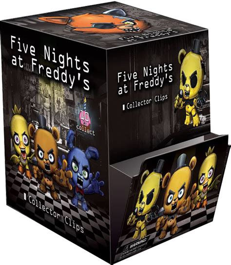 Classic Fashion Big Box Grey Intl funko five nights freddys mystery
