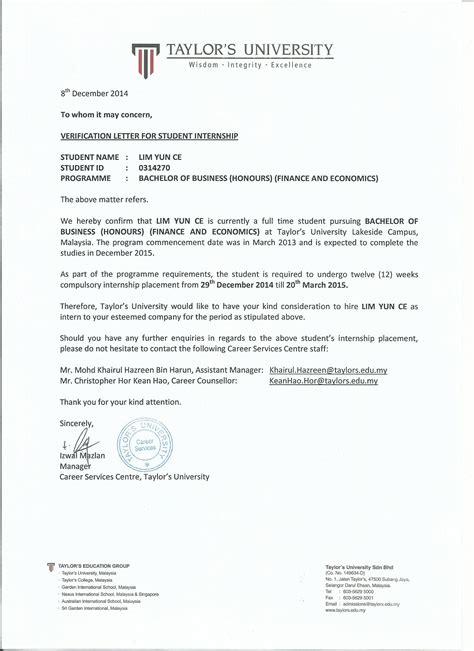 Employment Letter For Embassy Sle cover letter for internship at embassy 28 images sle