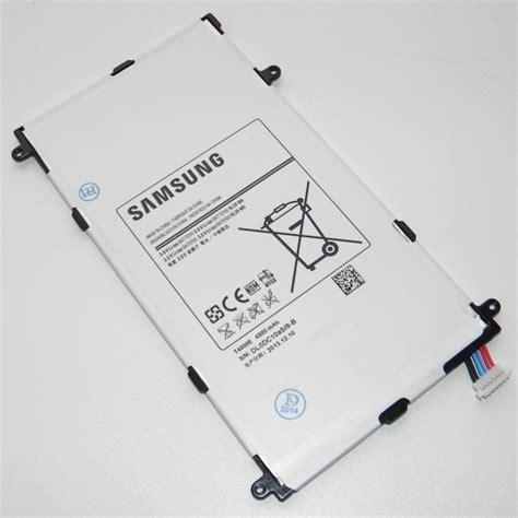 Baterai Samsung Galaxy Tab Pro 84 T325 Original Battery Batre original battery samsung galaxy tab pro 8 4 t325 4800mah empetel