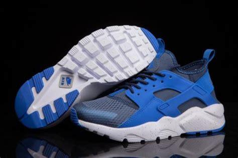 Shoes Sport Nike 1730 Cewek nike air huarache run ultra white black blue