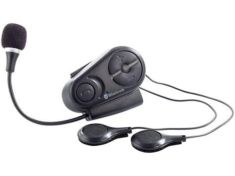 Bluetooth Headset Motorrad Integralhelm by Avantree Wasserfeste Motorrad Bluetooth Headset Montur Mit