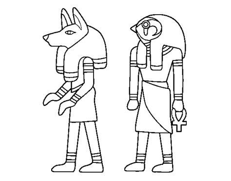 imagenes momias egipcias para niños imagenes para colorear de dioses egipcios imagui