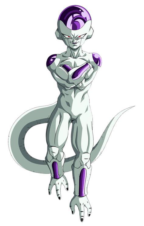 Unifive Posing Figure Frieza Freeza 2nd Form Original saiyan 4 goku vs frieza form battles comic vine