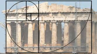 in search of the golden ratio in architecture the globe