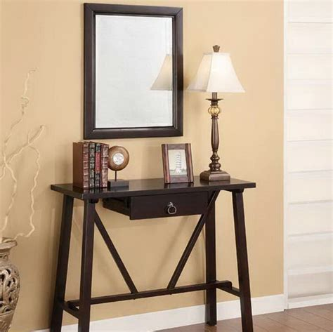 Foyer Table And Mirror Foyer Console Table And Mirror Mirrored Console Table Housing Furniture Home Furniture And Decor
