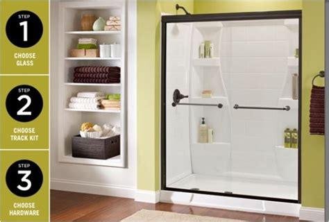 Delta Shower Door Installation Installing A Shower Door Centsational