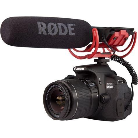 Rode Micro Microphone Untuk Kamera Dslr 1 aliexpress buy rode videomic on mounted